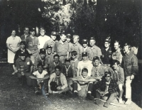1970 Camp Sevenich Staff