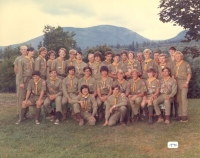 1972 Fire Mountain Staff